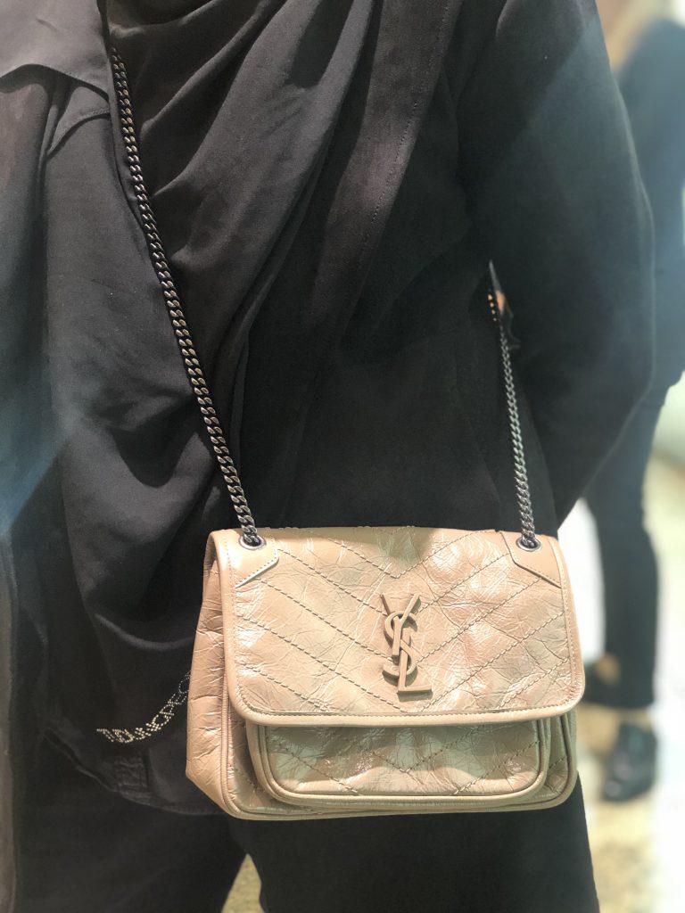 YSL Nikki Bag